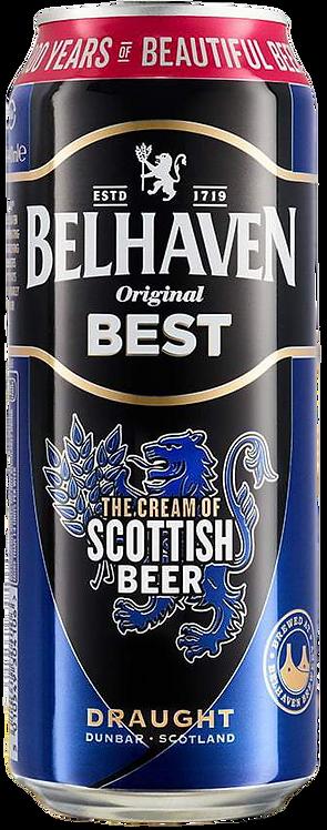 Belhaven Best Scottish Ale 24 x 440ml Cans