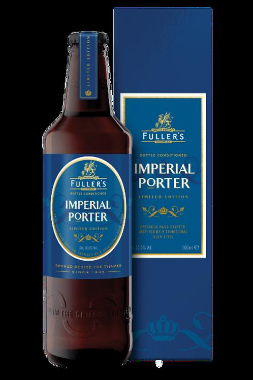 Imperial Porter| Case of 12 x 500mL Bottles