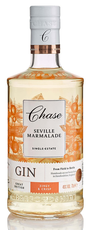Chase Seville Marmalade Gin