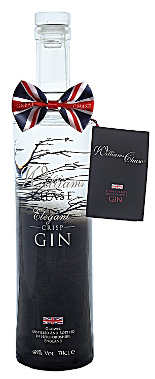 Chase'Williams' Elegant Crisp Gin