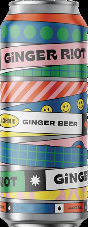 Ginger Riot Alcoholic Ginger Beer