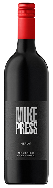 MIKE PRESS 2018 MERLOT