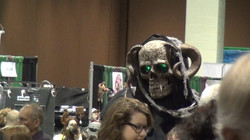 Ghostly Encounters at Scarefest 2015