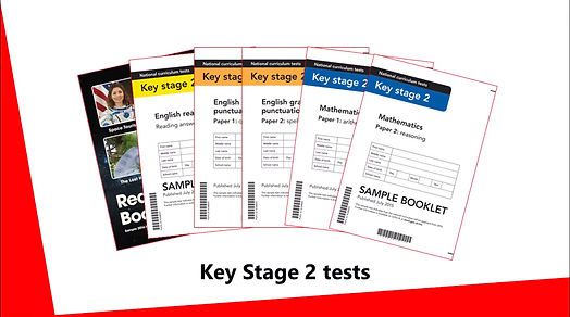 A summary of the Key Stage 2 tests that Year 6 pupils will take in England in May 2019. Aimed particularly at parents.