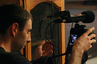 cinematographer michale oshins behind the scenes