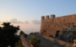 castiglione capri sunset