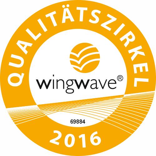 Mitglied im wingwave Qualitätszirkel