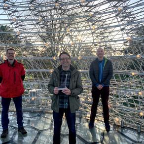 Satellite Vu chosen by Euroconsult as the 2020 FinSpace Top Tech Startup