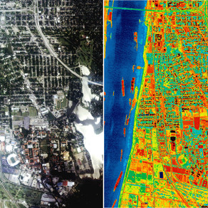 Towards A Sustainable Future - A New Take on Urban Heat Mapping