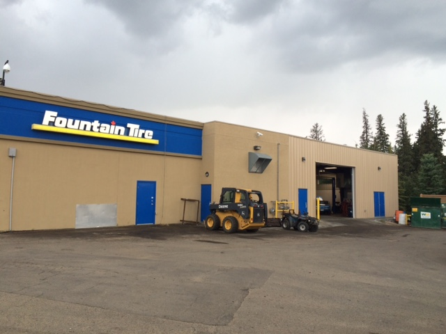 Fountain Tire St Albert