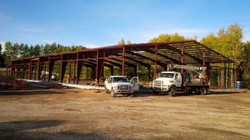 Pre Engineered Steel Construction
