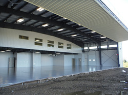 Hangar 80' Door