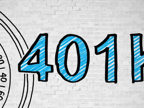 Tap Your 401(k)? Get Back On Track!