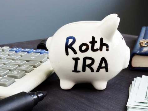 2020 May Be A Good Time For A ROTH