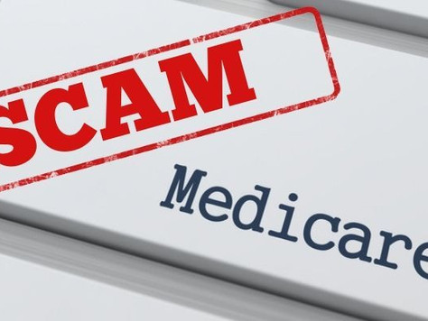 Avoid Covid-19 Medicare Scams