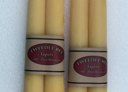 """Beeswax 12"""" Taper"""
