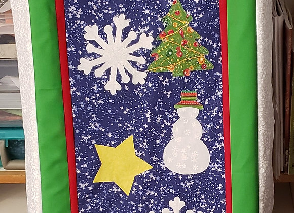 Wall Hanging - Christmas