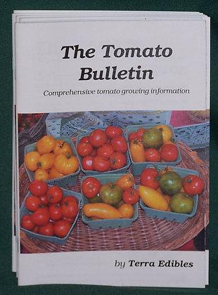 The Tomato Bulletin