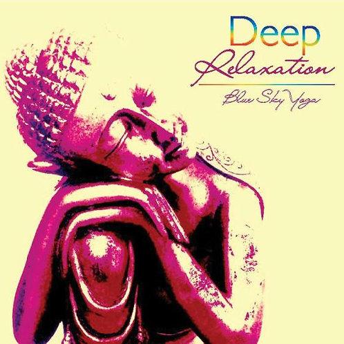 Deep relaxation CD