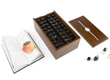 AROMA KIT - Những bộ kit mùi hương thường được sử dụng trong cà phê.