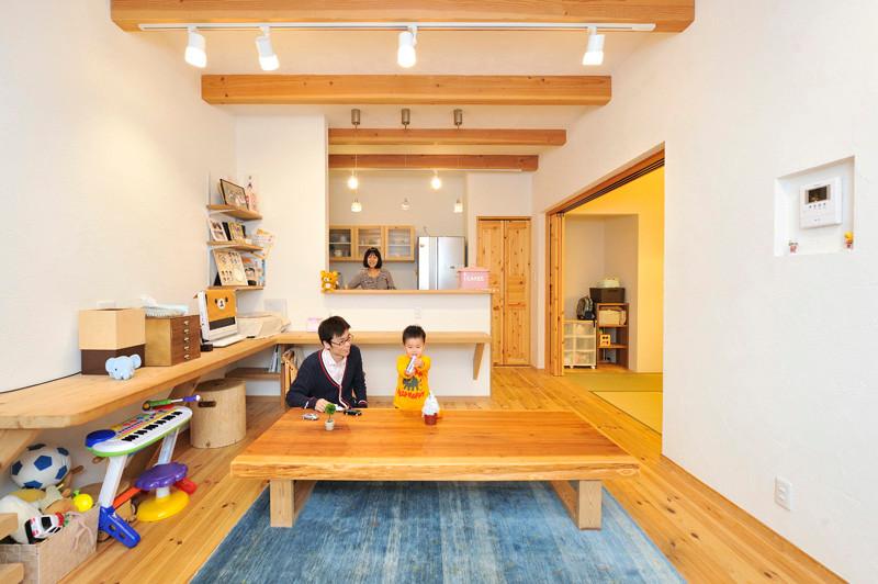 大阪 東大阪 自然素材の家 健康住宅 注文住宅 リフォーム