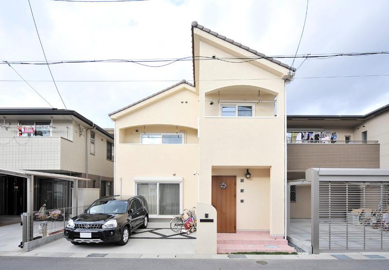 大阪 東大阪 自然素材の家 出雲建築設計 注文住宅 リフォーム