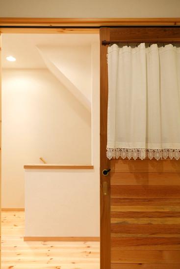 大阪 0宣言の家 出雲建築設計 東大阪 注文住宅 医師が薦める健康住宅 自然素材住宅 無垢扉 造作オリジナル フィトンチッド
