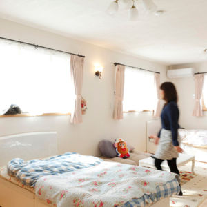 大坂自然素材の家 大阪健康住宅 大阪注文住宅