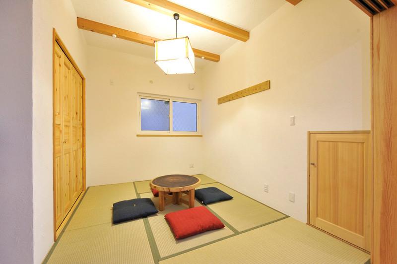 大阪 大東 自然素材の家 出雲建築設計 リフォーム