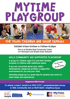 My Time Playgroup