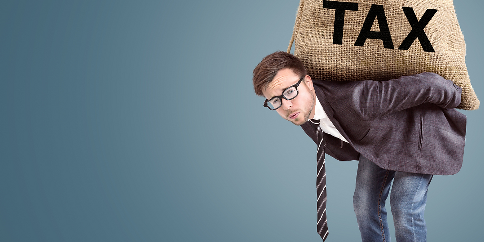 The 3 Big Tax Buckets you'll want to know!
