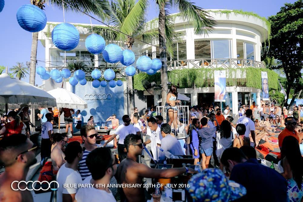 COCCON BEACH CLUB, BALI