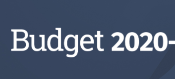 Budget 2020 - 2021