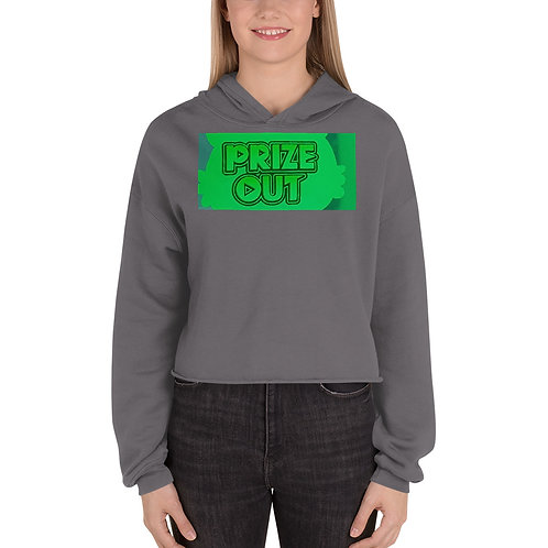 Prize Out Crop Hoodie