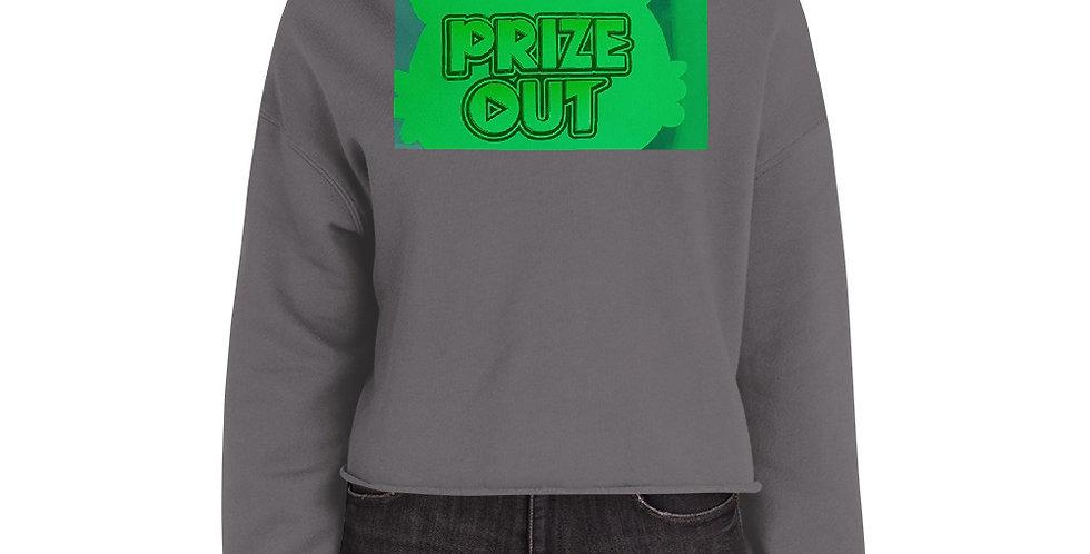 Prize Out Crop Hoodie