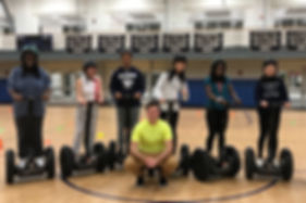 Segway rentals for events