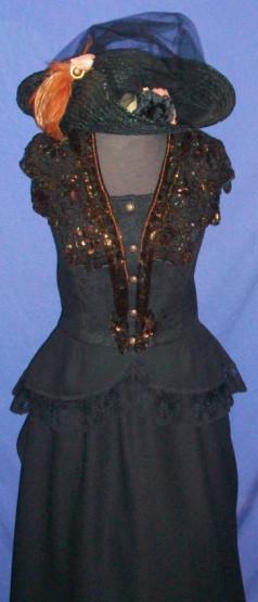 1800's costume