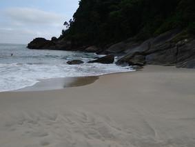 PRAIA DA JURÉIA, litoral norte de SP , uma das mais belas e completas do Brasil, conheça...