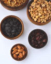 fruit en noten