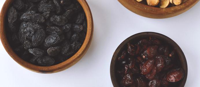 Früchtebrötchen – ein gesunder Snack für Zwischendurch