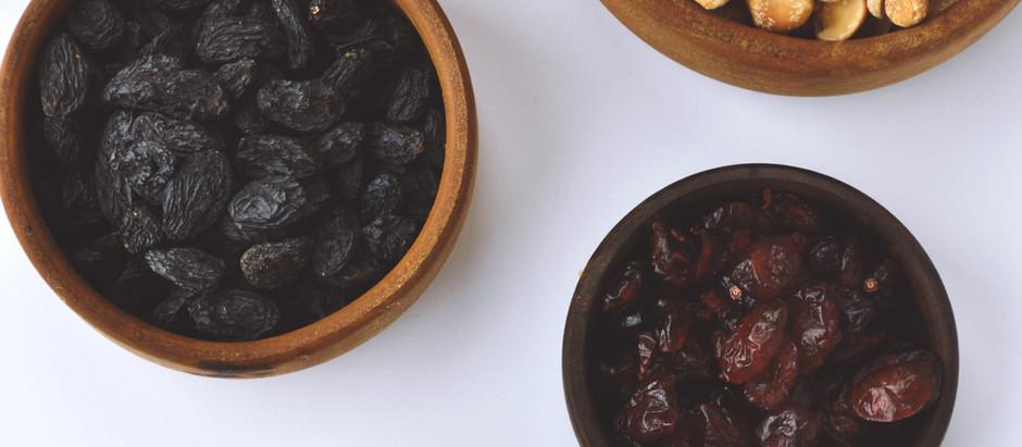 Frutos secos para una dieta completa