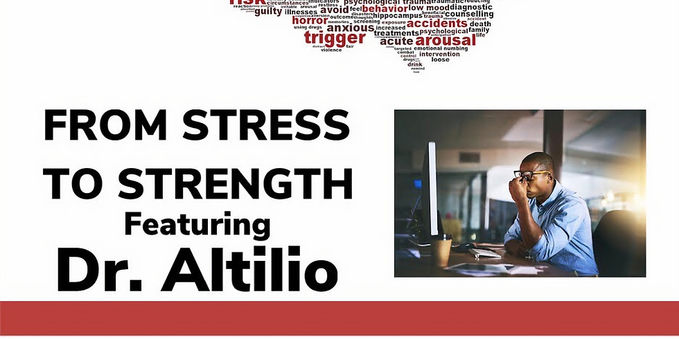 From Stress to Strength - Medical Perspective About Stress on the Body