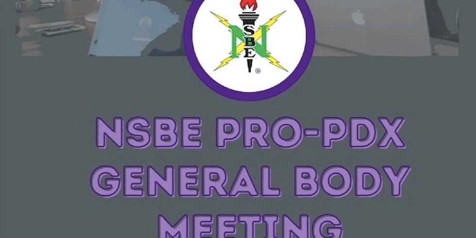 June General Body Meeting