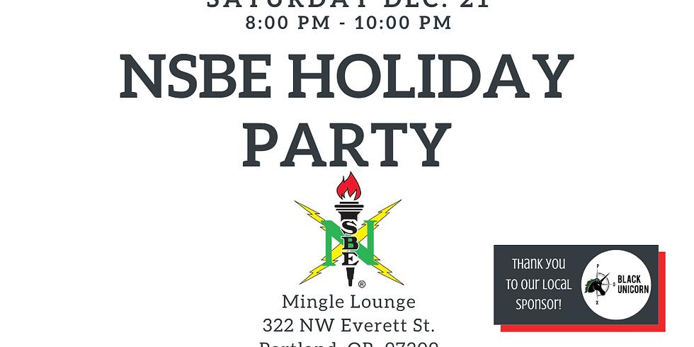 NSBE Holiday Party