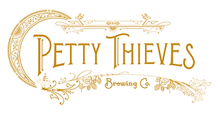 Petty Thieves Logo Reverse Gold.png
