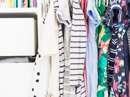 Ready for Back to School - Calm Closet Chaos for Kidos