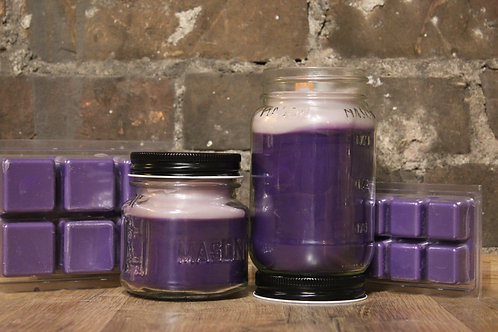 Soothing Lavender Large Tart (melters) - 6oz