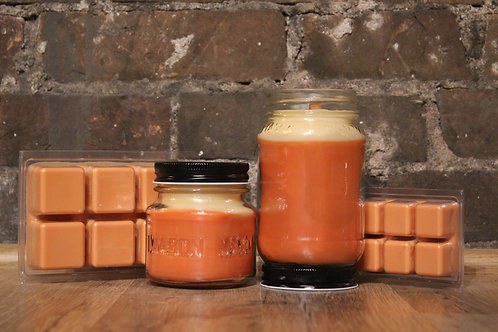 Pumpkin Pie Large Candle - 16oz