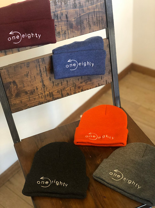 Beanie - Available in 5 colors