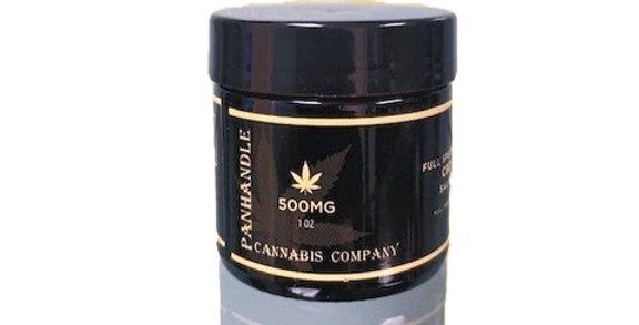 500 mg CBD Salve
